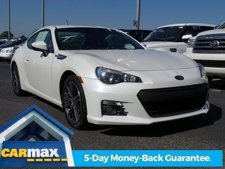 2014 Subaru BRZ Limited Limited 2dr Coupe 6A