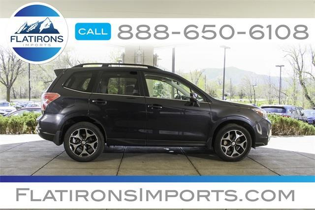 2014 subaru forester 2 0xt touring awd 2 0xt touring 4dr wagon for sale in boulder colorado. Black Bedroom Furniture Sets. Home Design Ideas