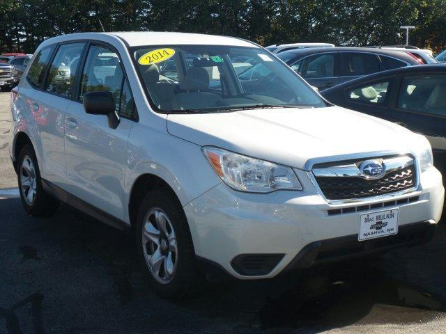 2014 subaru forester awd 4dr wagon 6m for sale. Black Bedroom Furniture Sets. Home Design Ideas