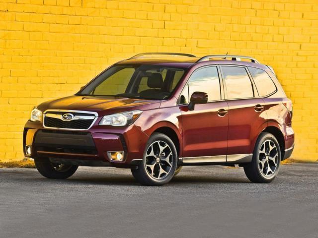 2014 Subaru Forester 2.5i AWD 2.5i 4dr Wagon CVT