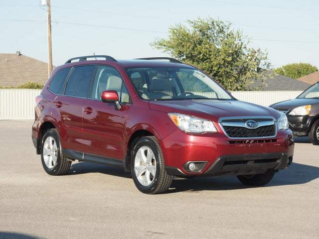 2014 subaru forester limited awd limited 4dr wagon for sale in killeen texas. Black Bedroom Furniture Sets. Home Design Ideas