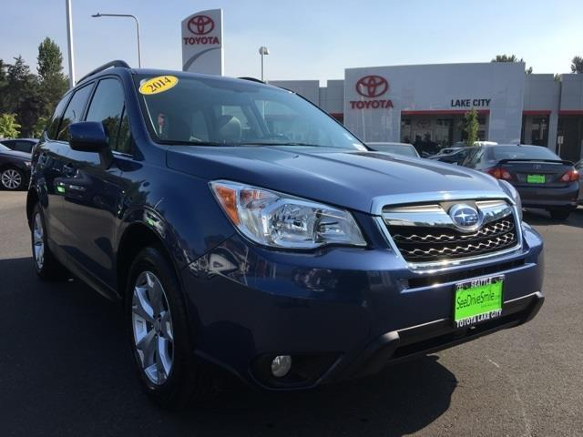 2014 Subaru Forester 2.5i Limited AWD 2.5i Limited 4dr