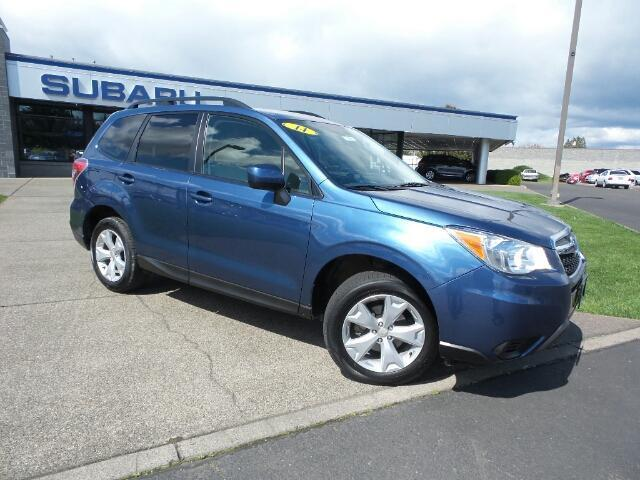 2014 subaru forester premium awd premium 4dr wagon 6m for sale in medford oregon. Black Bedroom Furniture Sets. Home Design Ideas