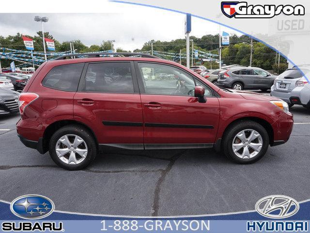 2014 subaru forester premium awd premium 4dr wagon cvt for sale in knoxville. Black Bedroom Furniture Sets. Home Design Ideas