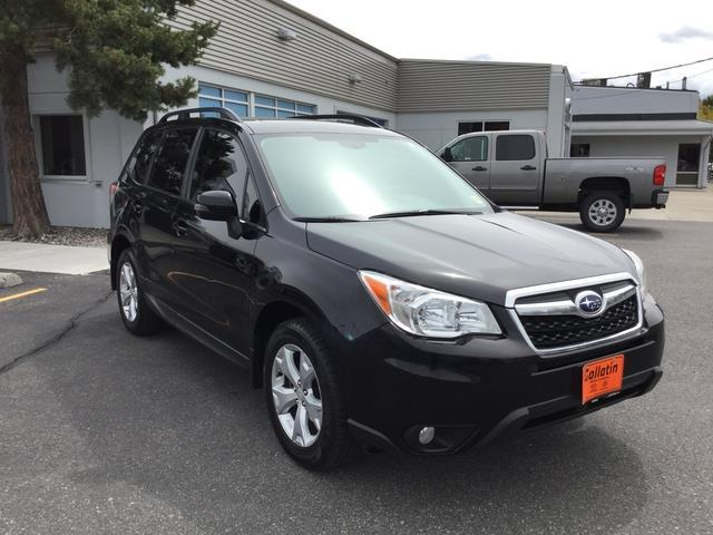 2014 subaru forester touring awd touring 4dr wagon for sale in bozeman montana. Black Bedroom Furniture Sets. Home Design Ideas