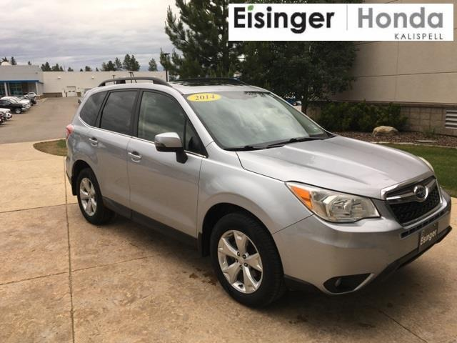 2014 subaru forester touring awd touring 4dr wagon for sale in evergreen montana. Black Bedroom Furniture Sets. Home Design Ideas