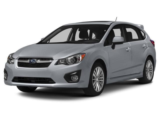 2014 Subaru Impreza 2.0i Premium AWD 2.0i Premium 4dr