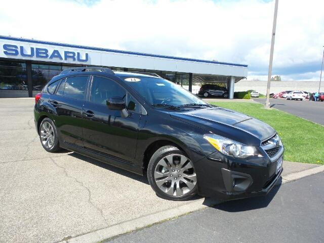 2014 subaru impreza sport limited awd sport limited 4dr wagon for sale in medford. Black Bedroom Furniture Sets. Home Design Ideas