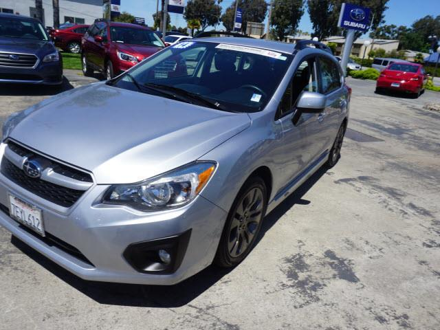 2014 subaru impreza sport premium awd sport premium 4dr wagon 5m for sale in redwood. Black Bedroom Furniture Sets. Home Design Ideas