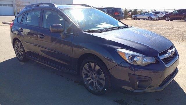 2014 subaru impreza sport premium awd sport premium 4dr wagon cvt for sale in santa fe. Black Bedroom Furniture Sets. Home Design Ideas