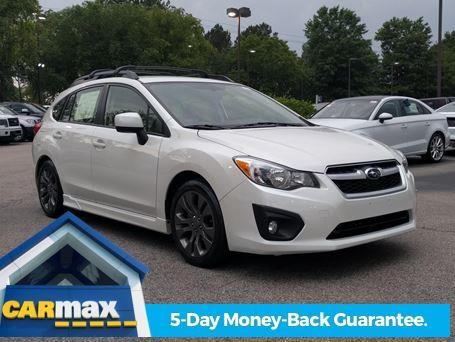 2014 subaru impreza sport premium awd sport premium 4dr wagon cvt for sale in raleigh. Black Bedroom Furniture Sets. Home Design Ideas