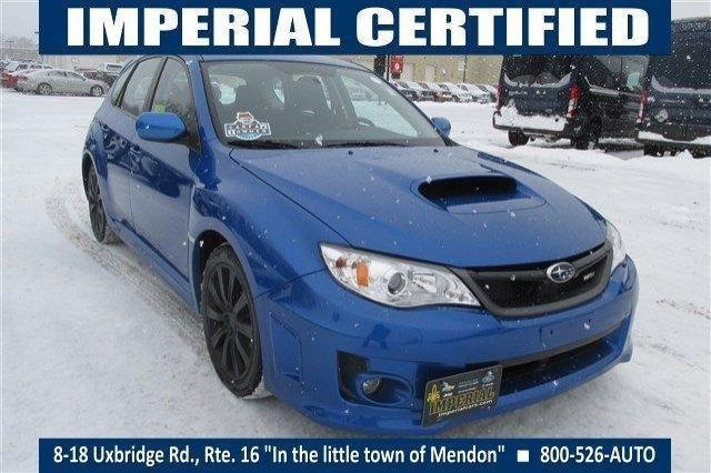 2014 subaru impreza wagon wrx hatchback wrx for sale in mendon massachusetts classified. Black Bedroom Furniture Sets. Home Design Ideas