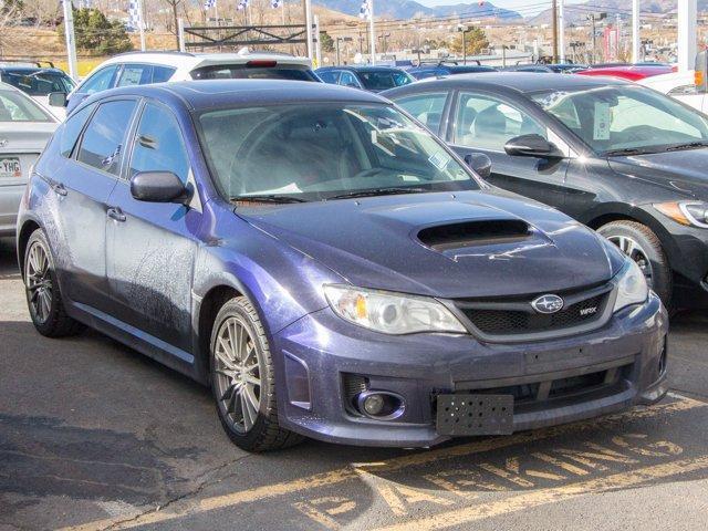 2014 Subaru Impreza WRX AWD WRX 4dr Wagon