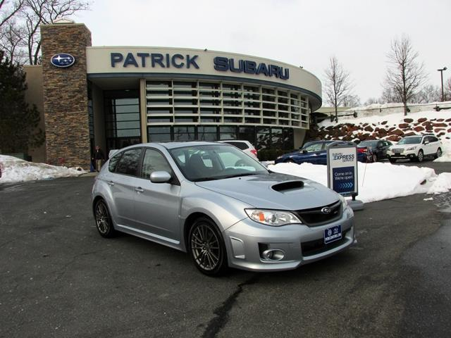 2014 Subaru Impreza Wrx Awd Wrx 4dr Wagon For Sale In