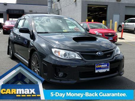 2014 subaru impreza wrx awd wrx 4dr wagon for sale in fredericksburg virginia classified. Black Bedroom Furniture Sets. Home Design Ideas