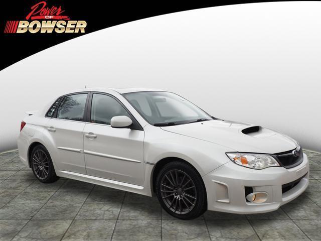 2014 Subaru Impreza WRX Limited AWD WRX Limited 4dr
