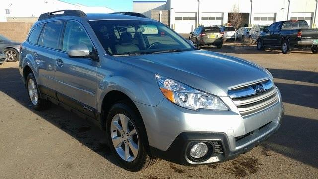 2014 subaru outback limited awd limited 4dr wagon for sale in santa fe new mexico. Black Bedroom Furniture Sets. Home Design Ideas