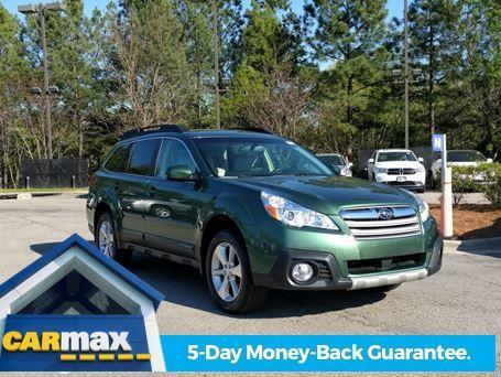2014 subaru outback limited awd limited 4dr wagon for sale in raleigh north carolina. Black Bedroom Furniture Sets. Home Design Ideas