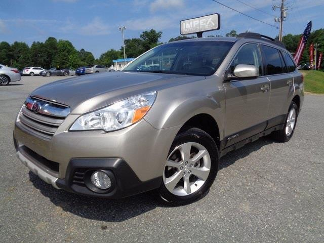 2014 subaru outback limited awd limited 4dr wagon for sale in greensboro north. Black Bedroom Furniture Sets. Home Design Ideas