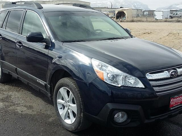 2014 subaru outback premium awd premium 4dr wagon cvt for sale in cody wyoming. Black Bedroom Furniture Sets. Home Design Ideas