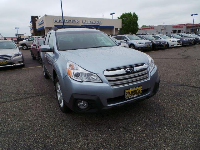 2014 subaru outback premium awd premium 4dr wagon cvt for sale in billings montana. Black Bedroom Furniture Sets. Home Design Ideas