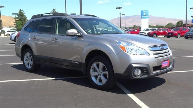 2014 subaru outback premium awd premium 4dr wagon cvt for sale in carson city nevada. Black Bedroom Furniture Sets. Home Design Ideas