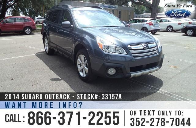2014 Subaru Outback 25i Limited - 7K Miles - On-site