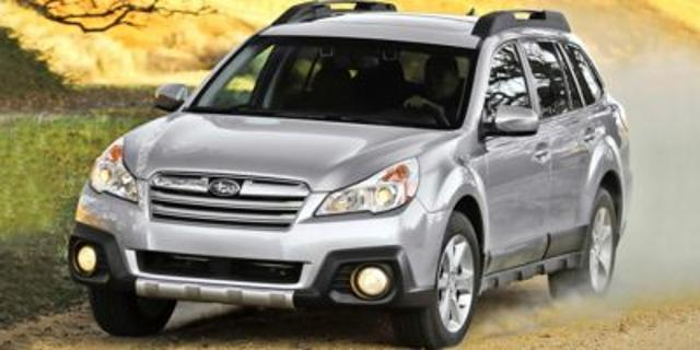 2014 Subaru Outback 3.6R Limited AWD 3.6R Limited 4dr