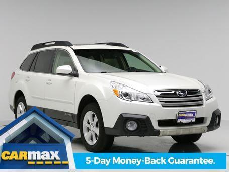 2014 Subaru Outback 3.6R Limited AWD 3.6R Limited 4dr