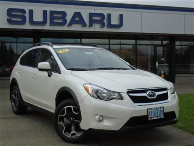 2014 subaru xv crosstrek awd premium 4dr wagon cvt for sale in medford oregon classified. Black Bedroom Furniture Sets. Home Design Ideas
