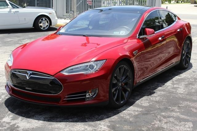 2014 Tesla Model S Performance Price On Request