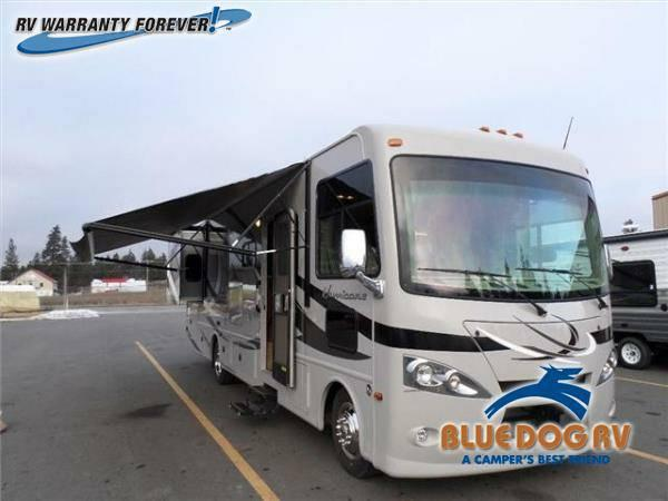 2014 thor hurricane 32a motor home class a for sale in for Motor home class a