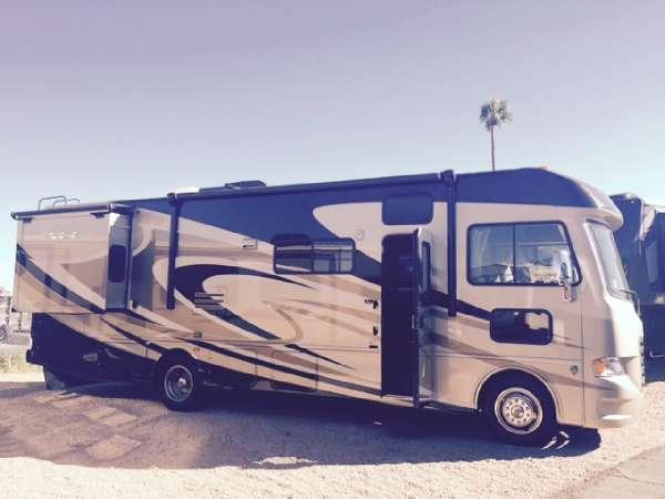 2014 thor industries ace thor motorcoach for sale in mesa for Thor motor coach ace reviews