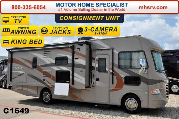 2014 Thor Motor Coach A C E 27 1 Ace W Slide For Sale In