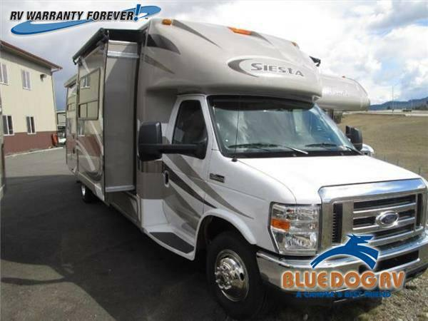 2014 thor motor coach siesta 29tb motor home class b for