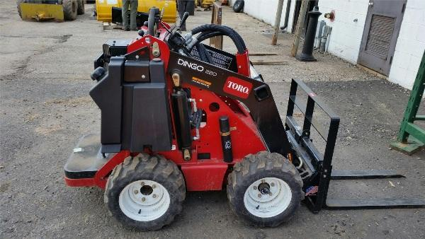 2014 Toro Dingo 220 For Sale In Warrington Pennsylvania