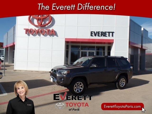 2014 Toyota 4Runner Limited AWD Limited 4dr SUV