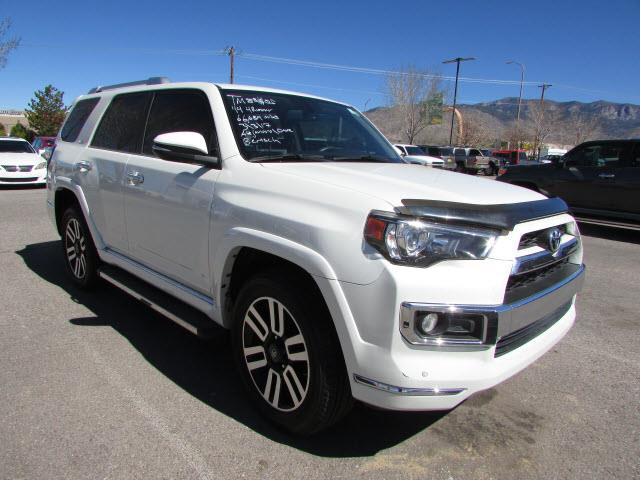 2014 toyota 4runner limited awd limited 4dr suv for sale in albuquerque new mexico classified. Black Bedroom Furniture Sets. Home Design Ideas