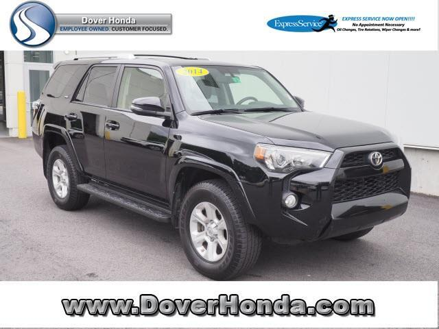 2014 toyota 4runner limited awd limited 4dr suv for sale in dover new hampshire classified. Black Bedroom Furniture Sets. Home Design Ideas