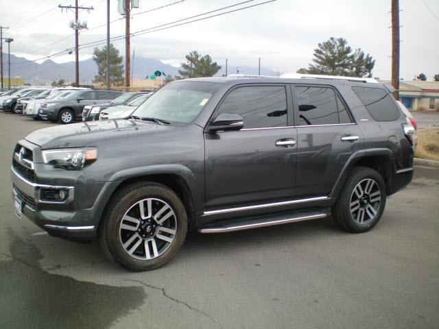 2014 toyota 4runner limited el paso tx for sale in el paso texas classified. Black Bedroom Furniture Sets. Home Design Ideas
