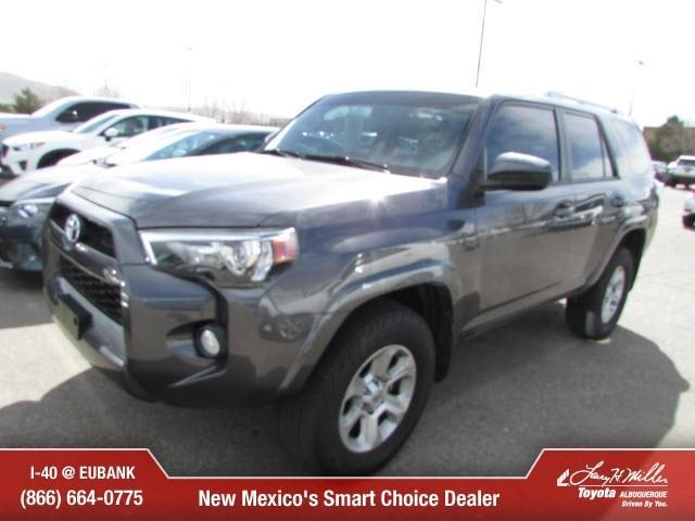 2014 toyota 4runner sr5 4x4 sr5 4dr suv for sale in albuquerque new mexico classified. Black Bedroom Furniture Sets. Home Design Ideas