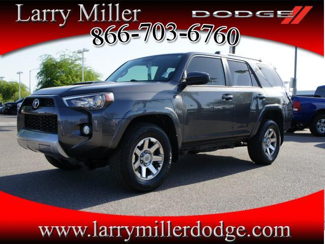 2014 toyota 4runner trail 4x4 trail 4dr suv for sale in peoria arizona classified. Black Bedroom Furniture Sets. Home Design Ideas