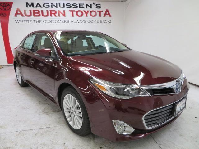 2014 toyota avalon 4d sedan hybrid limited for sale in. Black Bedroom Furniture Sets. Home Design Ideas