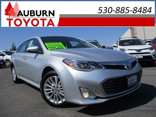 2014 toyota avalon hybrid limited limited 4dr sedan for. Black Bedroom Furniture Sets. Home Design Ideas