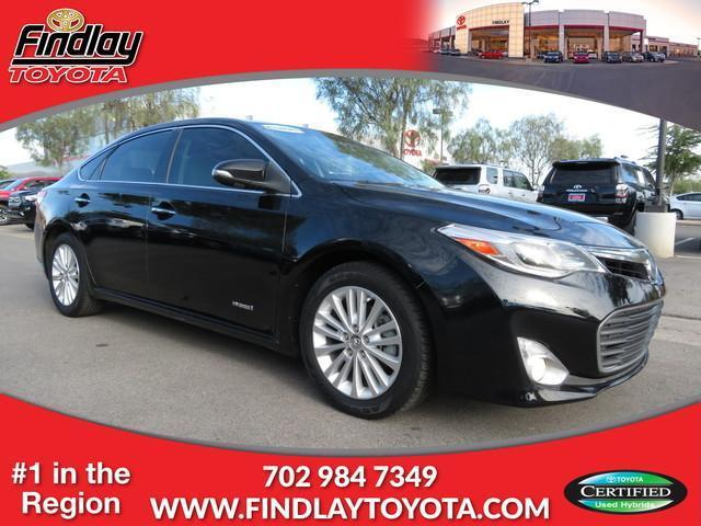 2014 Toyota Avalon Hybrid Limited Limited 4dr Sedan