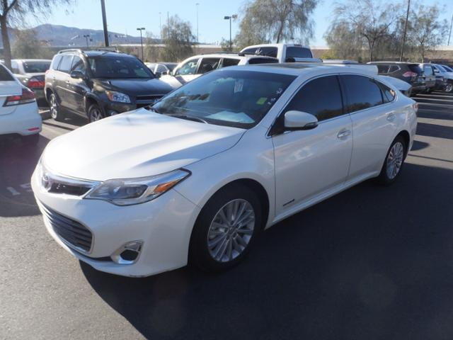 2014 toyota avalon hybrid xle premium xle premium 4dr sedan for sale in henderson nevada. Black Bedroom Furniture Sets. Home Design Ideas