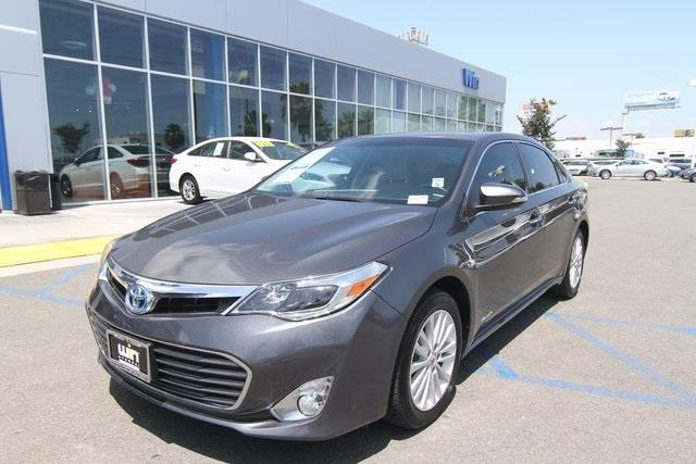 2014 toyota avalon hybrid xle premium xle premium 4dr. Black Bedroom Furniture Sets. Home Design Ideas
