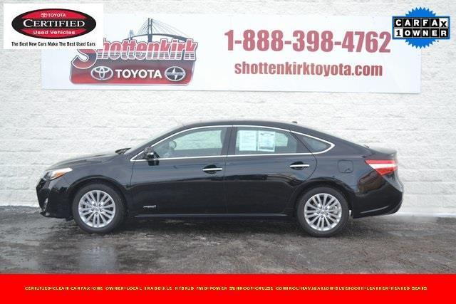 2014 toyota avalon hybrid xle touring xle touring 4dr sedan for sale in quincy illinois. Black Bedroom Furniture Sets. Home Design Ideas