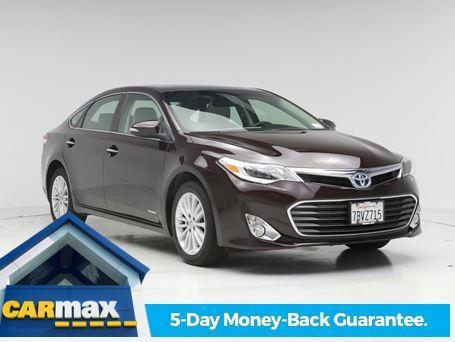 2014 toyota avalon hybrid xle touring xle touring 4dr sedan for sale in murrieta california. Black Bedroom Furniture Sets. Home Design Ideas