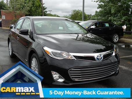 2014 toyota avalon hybrid xle touring xle touring 4dr sedan for sale in louisville kentucky. Black Bedroom Furniture Sets. Home Design Ideas